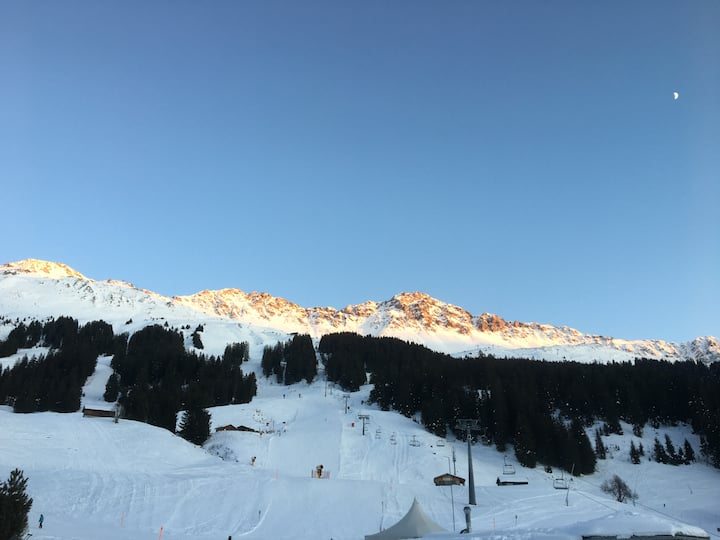 Gemütliche  Ferienwohnung in traumhaften Skigebiet