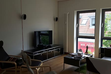 Loft centre ville - Nagold - Apartment - 1