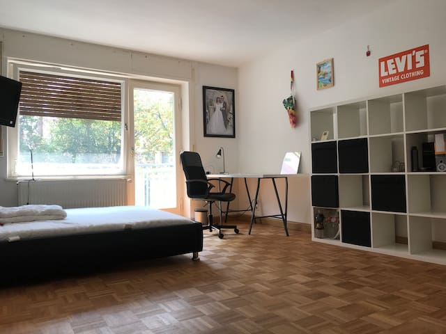 nice apartment 7min from Nuremberg city center