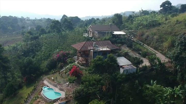 Villa A. B.  WALEWANGKO