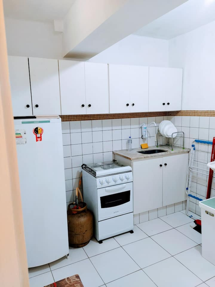 Apartamento em uma ótima localização !