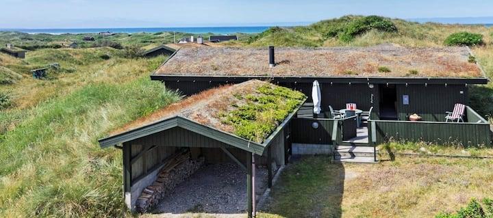 93 m2 helårsbolig på ugenert grund i unik natur