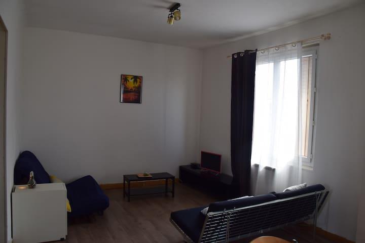 l' Orchidée, Appartement T2 . 64M2