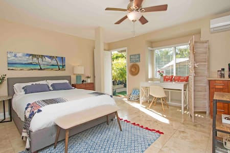 Kahala Cottage!AC/Near to DH&Waikiki/30days min