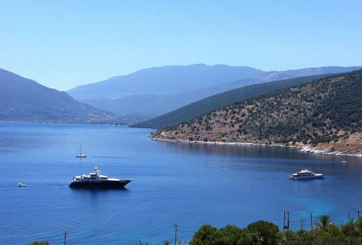 Verde e Mare Luxury Residences - Agia Effimia - Villa