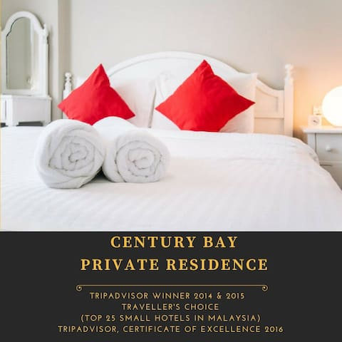 Century Bay Private Residence Penthouse 4BR 0608 - Gelugor - Appartement