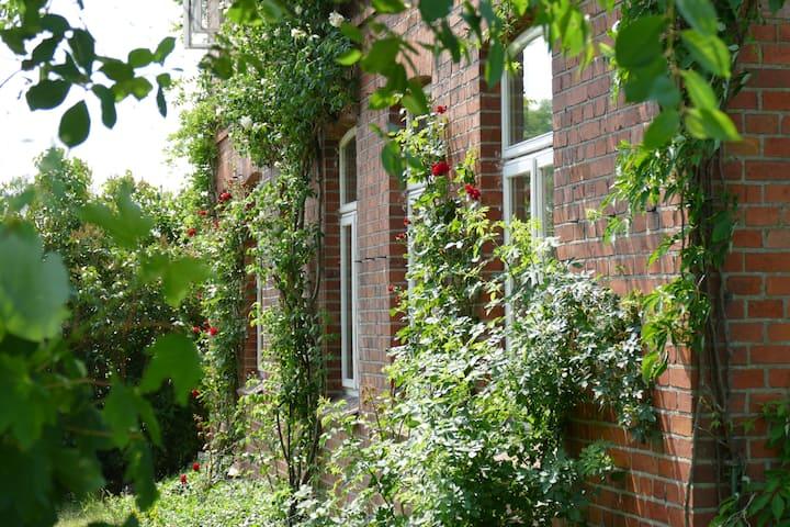 Der Schwalbenhof,  kleine Wohnung im Paradies :-)
