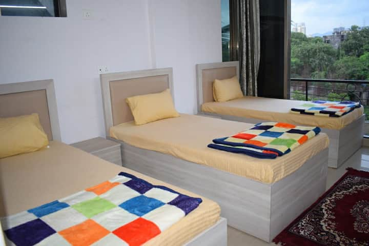 Sharing Dorms for Boys and Girls