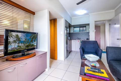 Southern Cross Apt 1193 Self Contained Single
