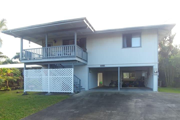 Bottom apartment