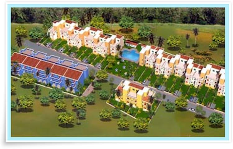 Danika Residency Phase 2 - Colva