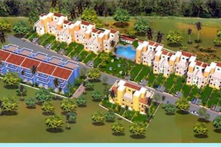 Danika Residency Phase 2 - Colva - Talo