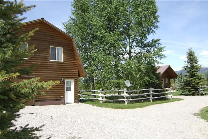 Pet Friendly Darby Barn in Teton Valley