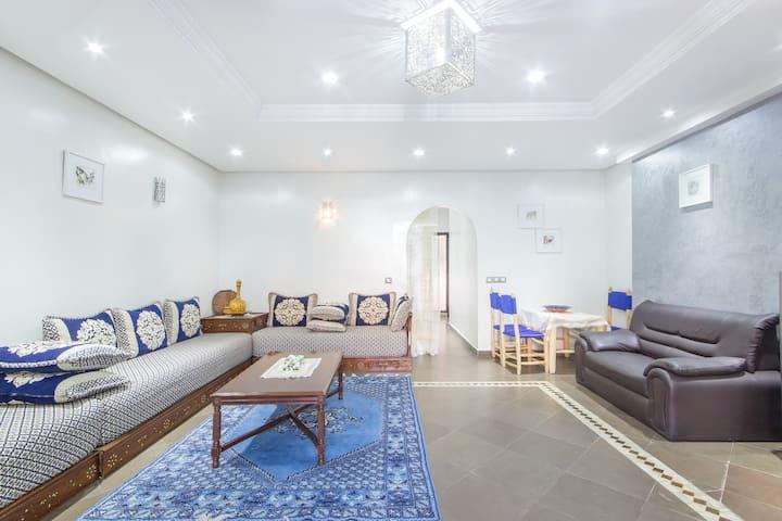 EXCLUSIF - Appartement avec Hammam privé