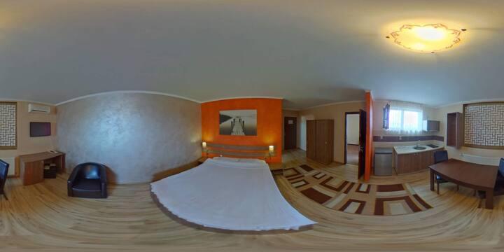 Apartament El Passo