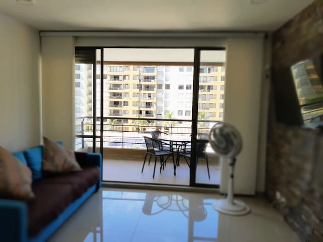 Acogedor apartamento para descanso en Ricaurte