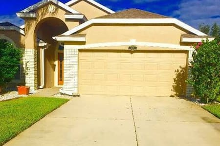 Private Room in Nice Viera Home - Rockledge