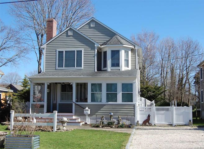 Newly Furnished Greenport Escape with Central Air