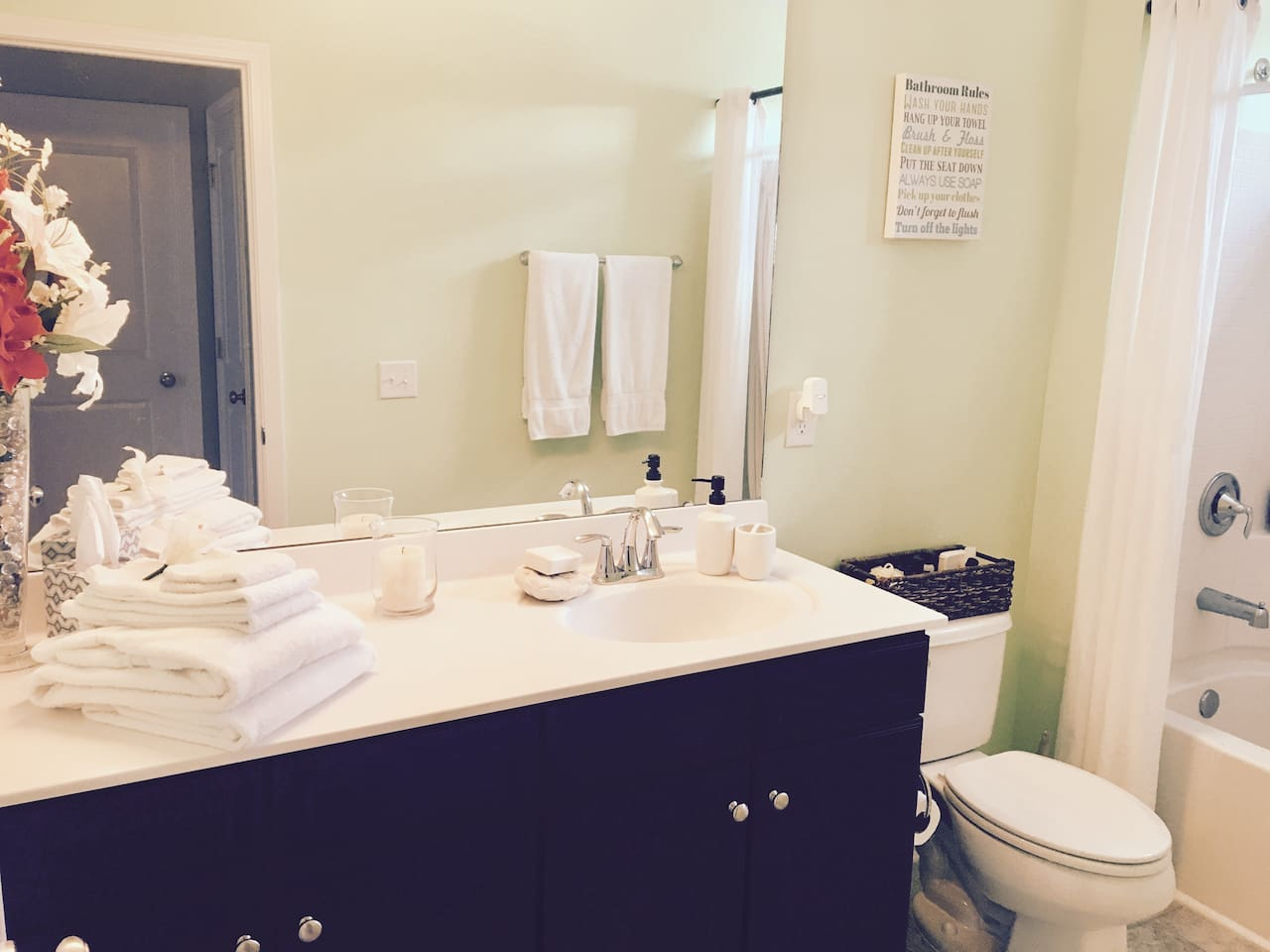 Guest Bathroom (Private)