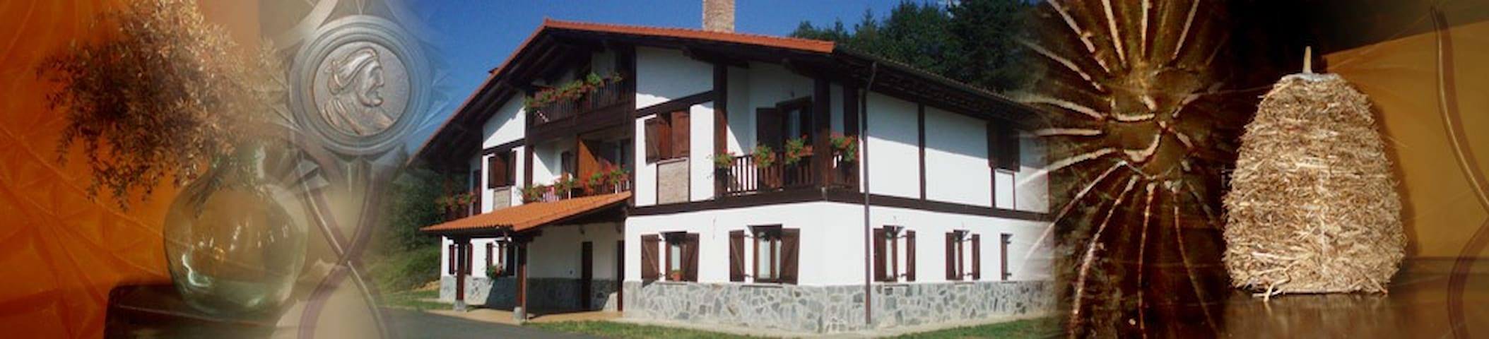 Muy cerca de San Sebastian, Zumaia,Zarauz, Getaria - Azkoitia
