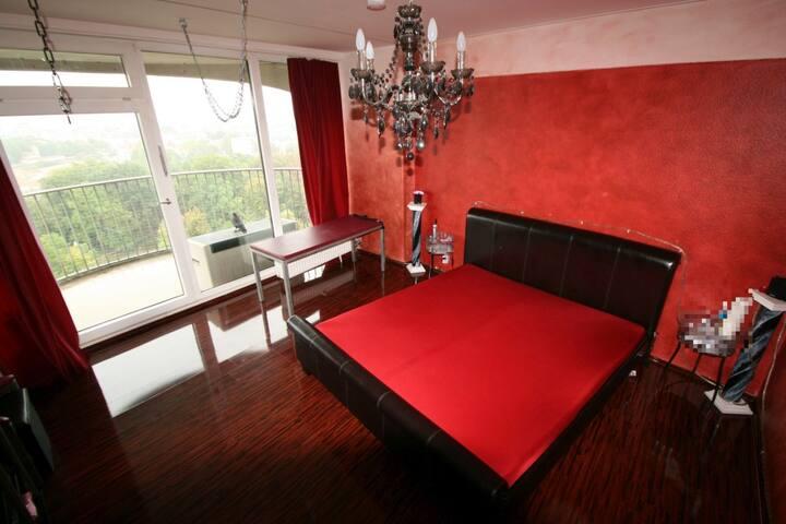 Apartment für Verliebte und Experimentierfreudige!
