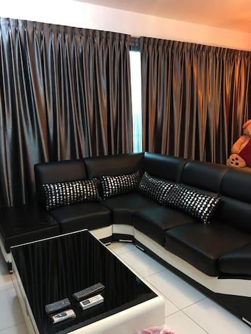 Cozy 2BR Condo-Sky Executive Suite - Johor Bahru - Ortak mülk