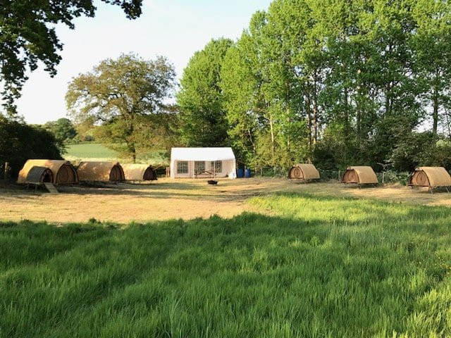 Cosy Cocoons Glamping site