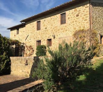 Beautiful farmhouse and pool in rural Umbria