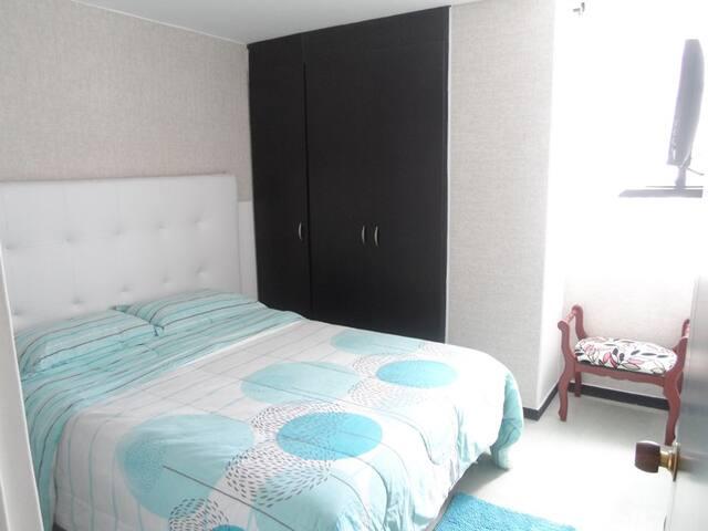 Moderno y acogedor apartamento en Pereira - Pereira - Appartement