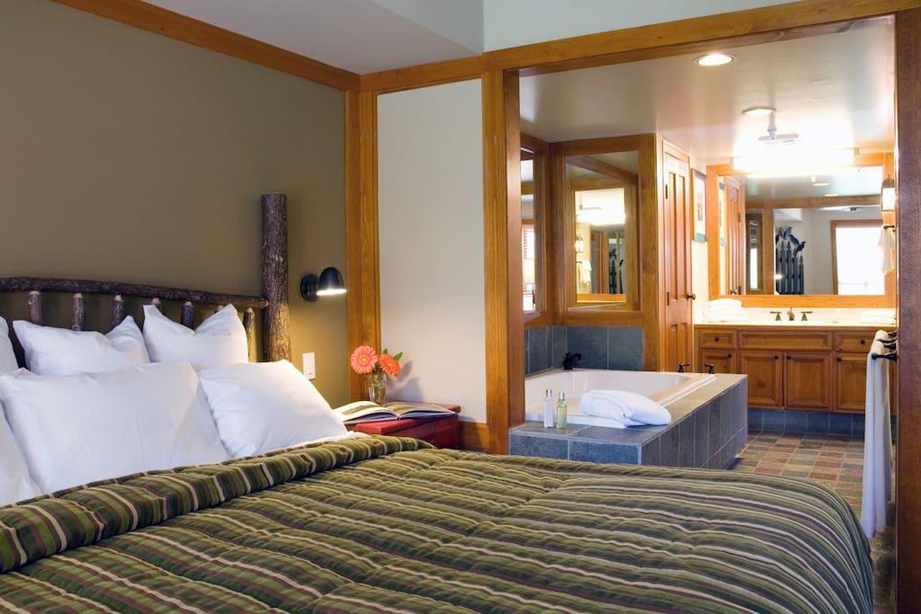 Beautiful Beds/accomodation