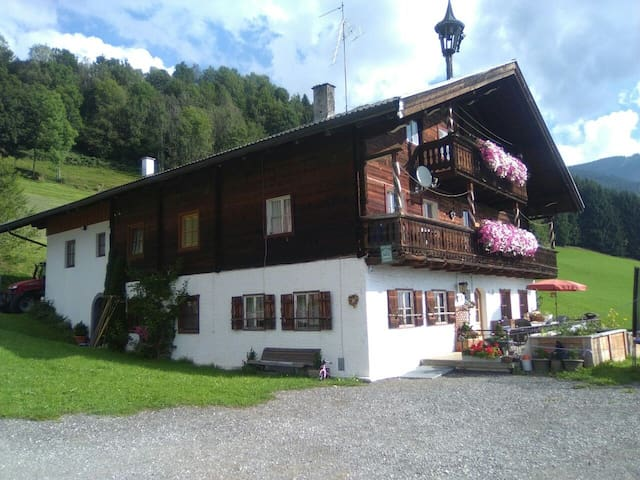 Erholung in sonniger Berglage! - Mittersill - Bed & Breakfast