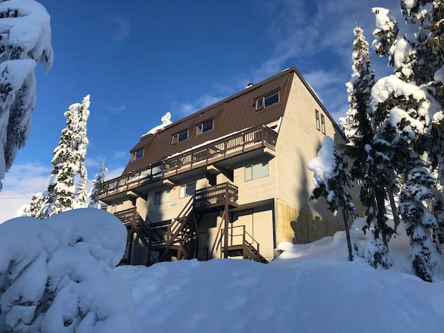 The Mountain Perch Townhome