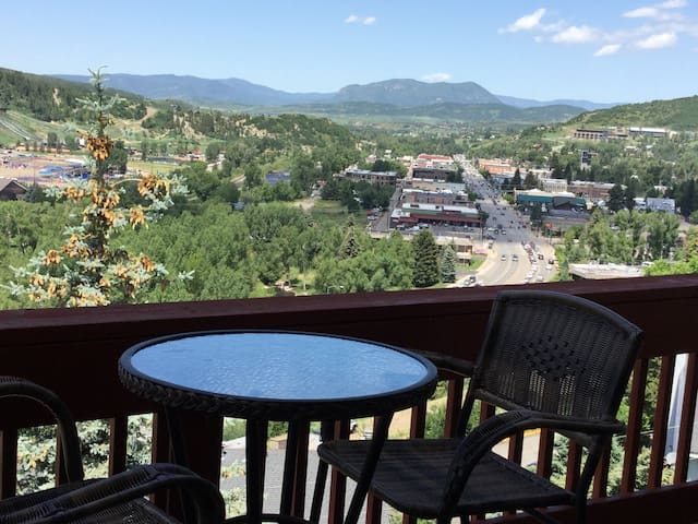 Cozy, downtown, with awesome views! - Steamboat Springs - Haus
