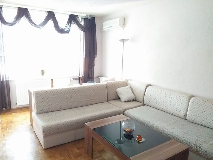 Spacious apartment in the center of Bihac