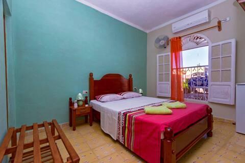 Hostal el Pedregal - room 1