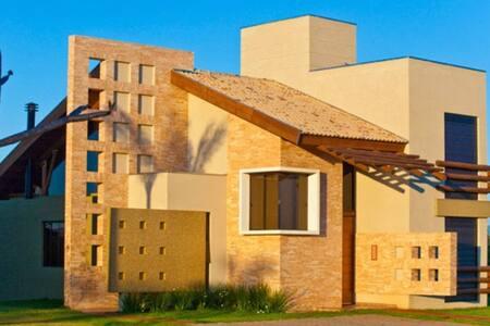 Casa em Campo Golf, Luxo,Resort e Parque Aquático