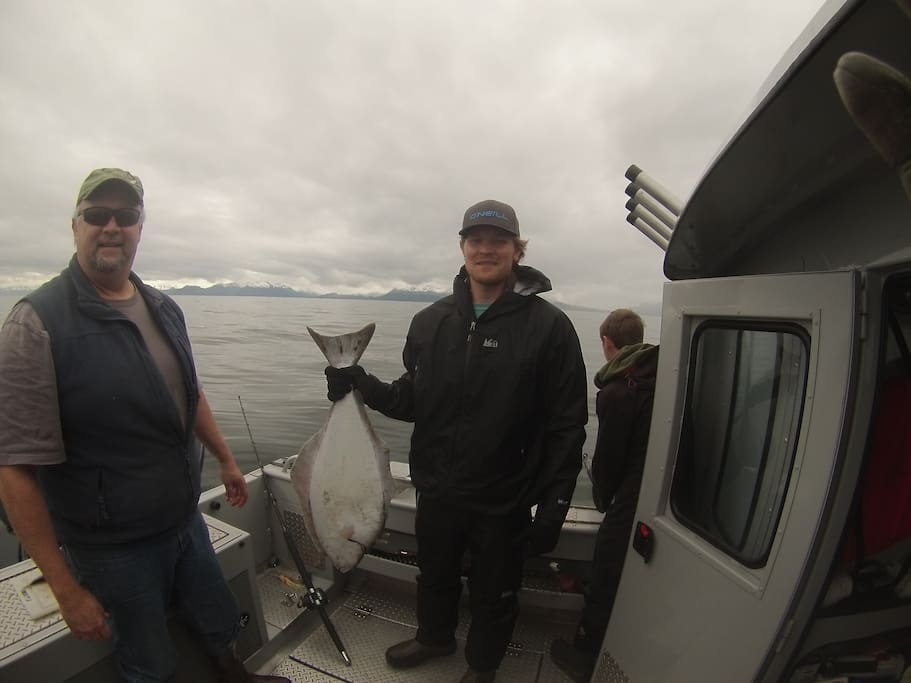 Hook yourself a halibut charter