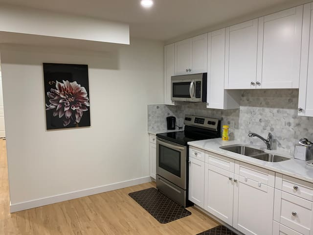 Furnished Suite Located at the Heart of Calgary