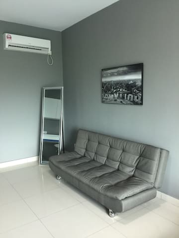 Masai/plentong fully furnished studio to rent