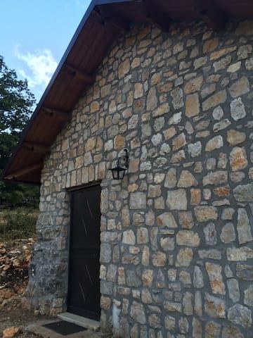 Chalet a quota 670 m - Campodimele  - Cabana