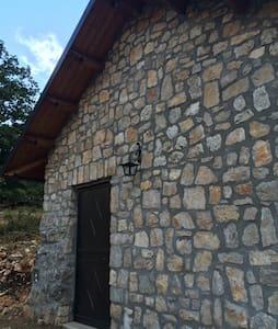 Chalet a quota 670 m - Campodimele