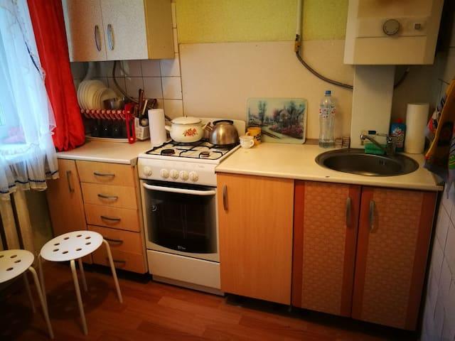 Apartments Tushino-Spartak