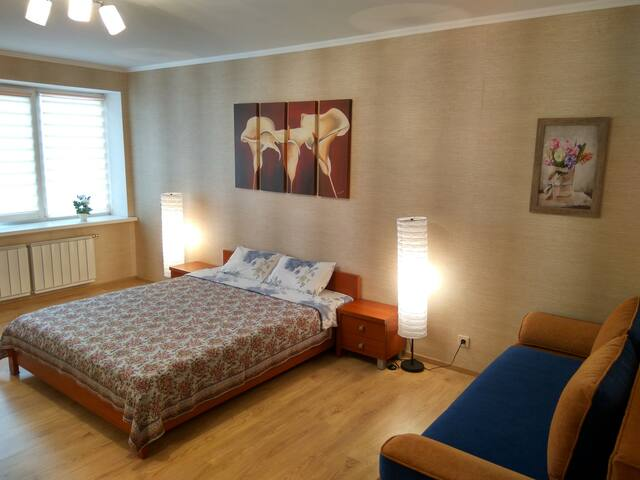 Golovatskogo 105-A apartment - Homieĺ - Wohnung