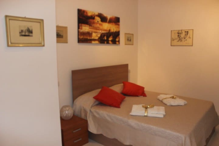 CI.MA. :a little place in the great eternal rome - Rome - Appartement