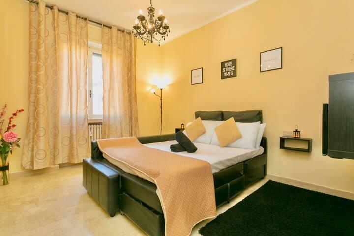 Luxury Room in Milan