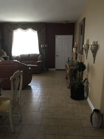 3 rooms Riverside, Disneyland, Los Angeles, Perris - Perris - Casa