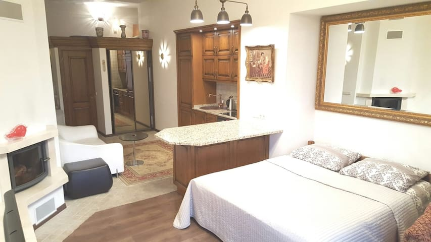 (T18) Apartment on Traku street in the Old Town