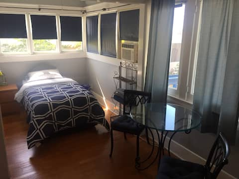 Balcony Room in Whittier