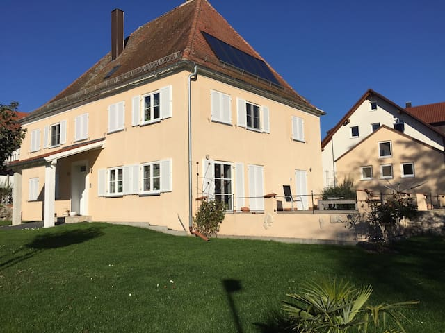 Wohnung in denkmalgeschütztem ehemaligem Forsthaus
