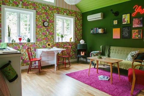 Awesome cottage in beautiful rural surroundings
